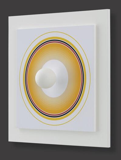 Antonio Asis, 'Asistype 9 - boule sur cercle', 2016