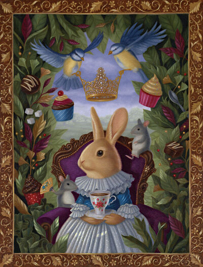 Gina Matarazzo, 'The Highest Tea', 2018