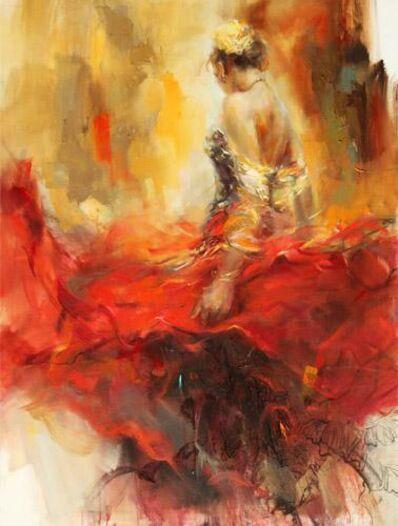Anna Razumovskaya, 'Alegria', 2017