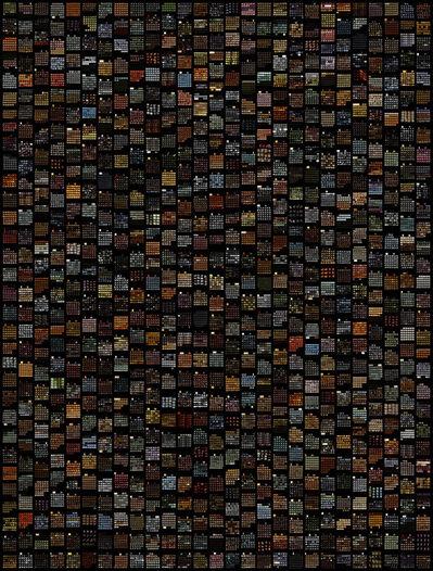 Antoine D'Agata, 'Amoeba, Planches contact, 2007-09 ', 2016