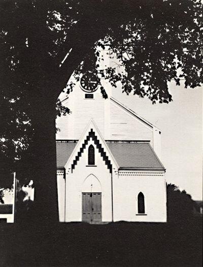 Dorothy Norman, 'Church Entrance, Cape Cod, MA', 1937/1937