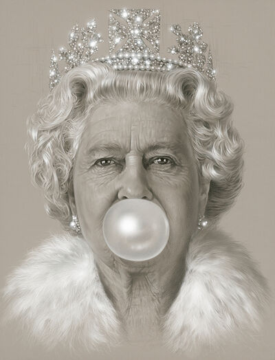 Michael Moebius, 'Queen Bubblegum', 2016