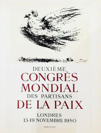 Pablo Picasso, 'Deuxiéme Congres De La Paix', 1959