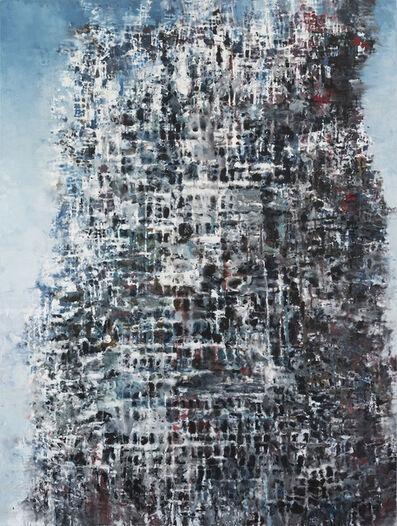 Philippe Cognée, 'Swarm Tower', 2018