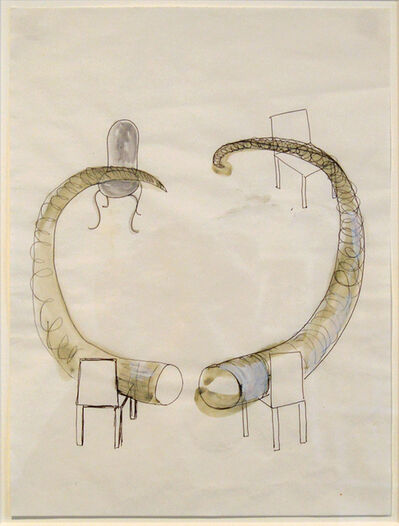 Rosemarie Trockel, 'Ohne Titel (Untitled)', 1984