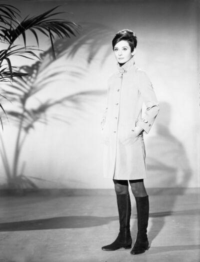 Bud Fraker, 'Audrey Hepburn Wait Until Dark Modeling Poster, an Archival Print', 1967