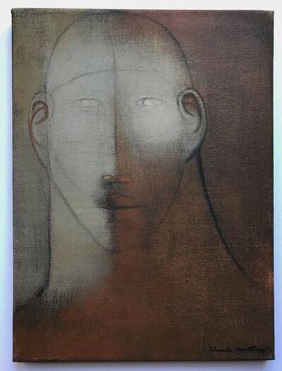 Ricardo Martinez, 'Head of Man', 1973