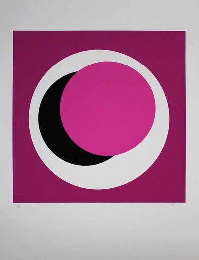Geneviève Claisse, 'Pale Pink Circle (Cercle rose pale)', 2015