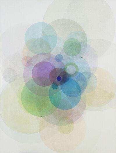 Evan Venegas, 'Day Map O1017', 2017