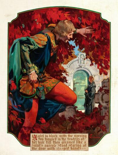 Elbert McGran Jackson, 'Romance Illustration', 1940-1949