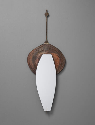 Lorenzo Burchiellaro, 'Unique mirror', 1960