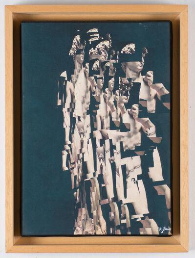 Pol Bury, 'David, after Michelangelo', 2002