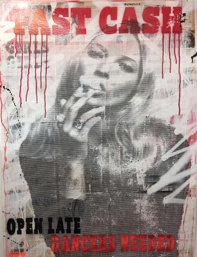 Sean Sullivan (Layer Cake), 'Fast Cash - Kate Moss ', 2017