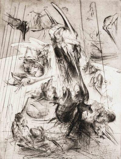 Miodrag Djuric, dit DADO, 'Sans titre', 1981