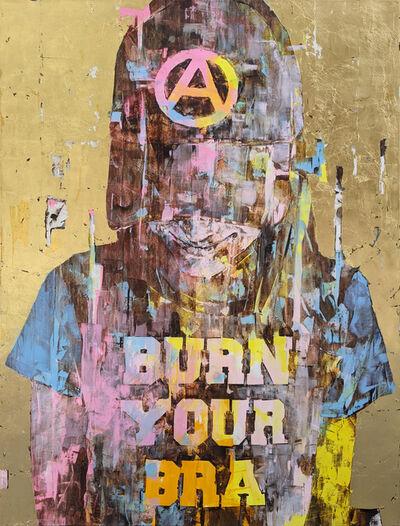 Marco Grassi Grama, 'Burn Your Bra', 2017