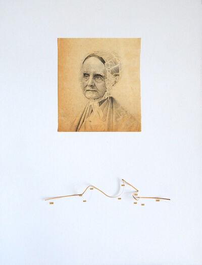 Ricardo Coello Gilbert, '«Lucretia Mott (1793-1880)»', 2019