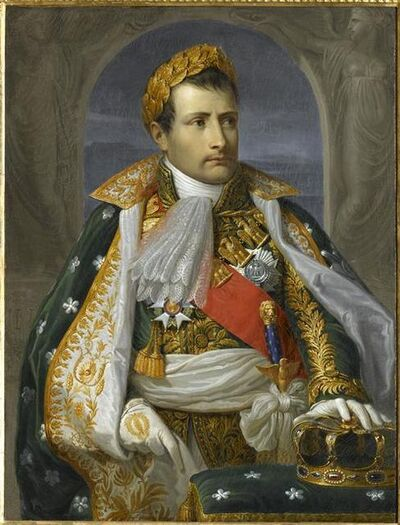 Andrea Appiani, 'Napoléon Ier, roi d'Italie (Napoleon the First, King of Italy)'