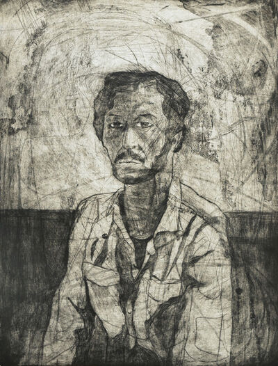 Brett Mallon, 'Self Portrait (framed)', 2019