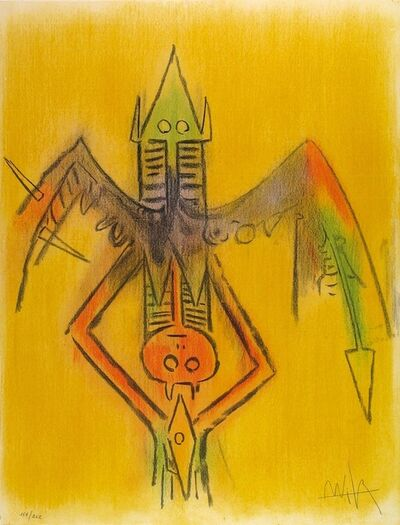 Wifredo Lam, 'Innocence, from Pleni Luna ', 1974