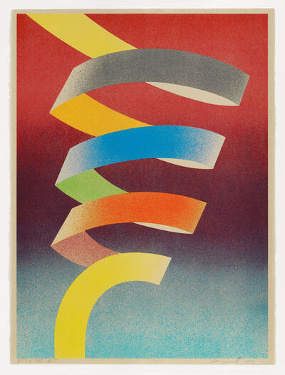 James Rosenquist, 'Water Spout', 1971