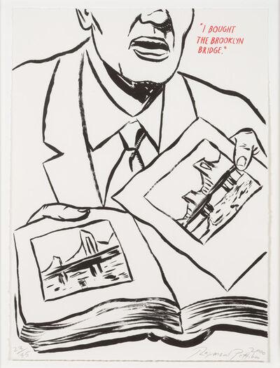 Raymond Pettibon, 'Untitled ', 2000