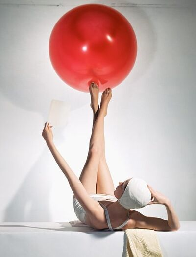 Horst P. Horst, 'American Vogue Cover, 15 May 1941', 1941