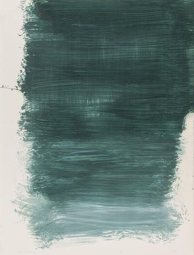 Pedro Cabrita Reis, 'Os desenhos da maré baixa #07', 2019