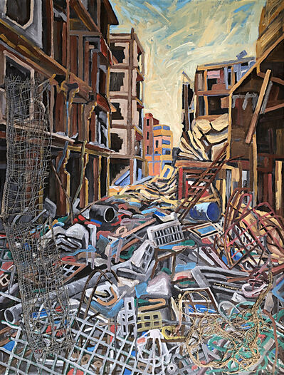 Tony Khawam, 'Debris in Aleppo, No.4', 2018
