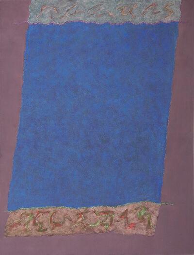 Theodoros Stamos, 'Infinity Field, (Lefkada Series)', 1979