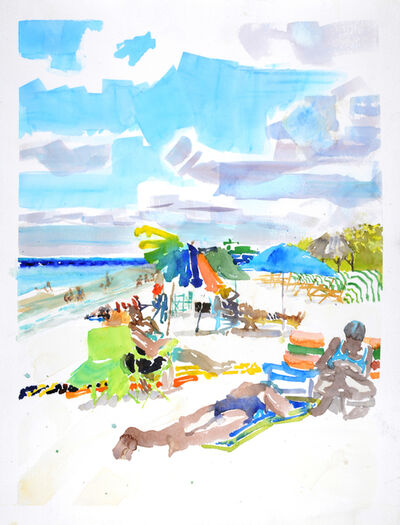 Steven Singer, 'Barefoot Beach, Naples', 2009
