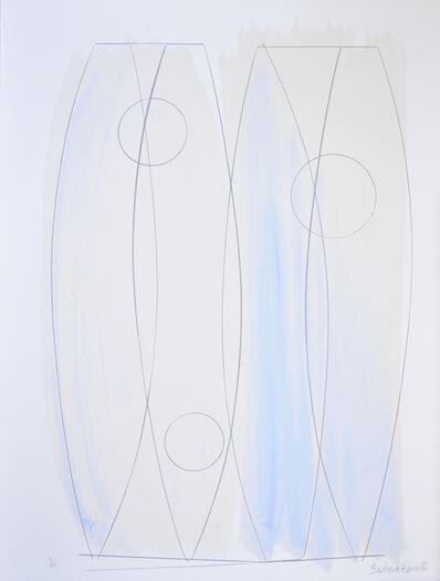 Barbara Hepworth, 'Opposing Forms', 1969-1970
