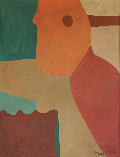 Mohamed Hamidi, 'Composition', 1964