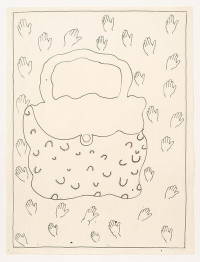 Suellen Rocca, 'Hand-Hand-Handbag', ca. 1968