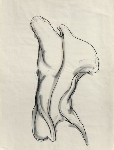 Antonio Hin-yeung Mak, 'Moving torso', 1980s