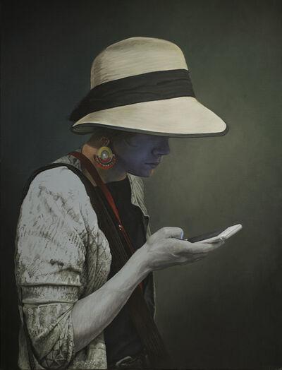 Enrique Etievan, ' Message Cachè', 2019