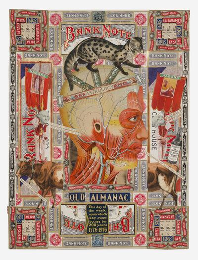 Felipe Jesus Consalvos, 'Old Almanac', ca. 1920–1950