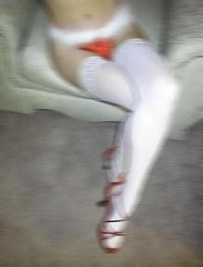 Thomas Ruff, 'nudes wh02', 2006