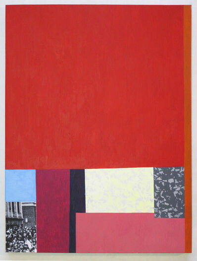 Doug Ashford, 'Red Day #1 1966 ', 2010