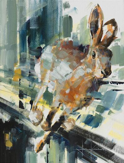 John Ketchell, 'Hare Speed', 2015