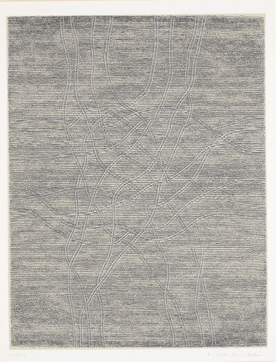 Anni Albers, 'Untitled II', 1963