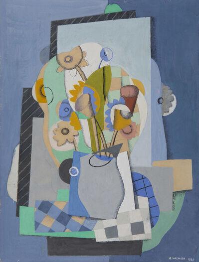Georges Valmier, 'Vase de fleurs', 1925