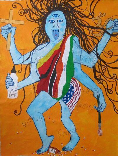Susan Spangenberg, 'Becoming KALI', 2020