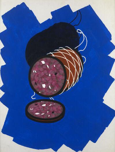 Patrick Caulfield, 'Big Sausage', 1977