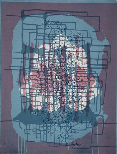 Janaina Tschäpe, 'Spilling Memory 34', 2014