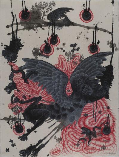 Kriangkrai Kongkhanun, 'Black Rain', 2013