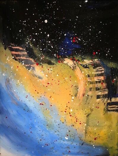 Arica Hilton, 'Multiverse Galaxy II', 2017