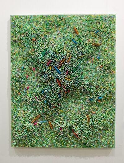 Ilhwa Kim, 'Seed-universe 천하도(天下圖)23', 2015