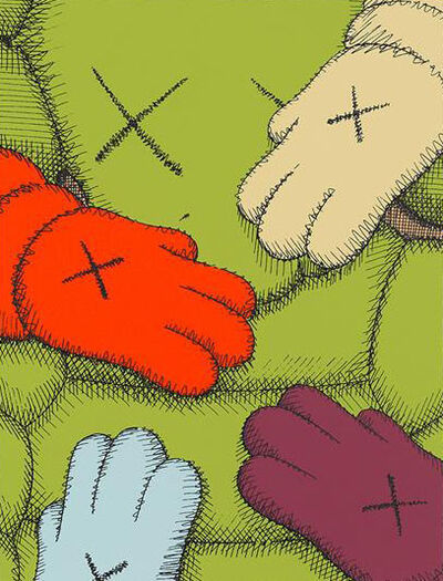 KAWS, 'URGE No. 9', 2020