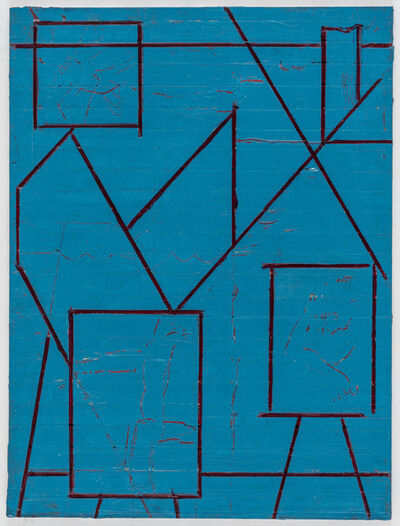Pius Fox, 'Das Atelier PF 18-103', 2018