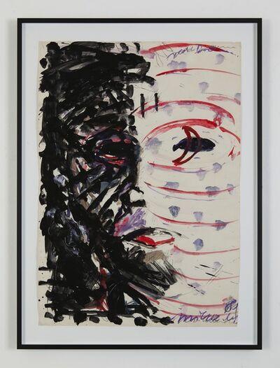 Helmut Middendorf, 'Selfportrait', 1981